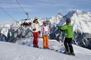 Alpenregion Bludenz Skigebiet