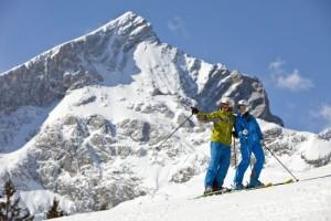 Zugspitze Skigebiet