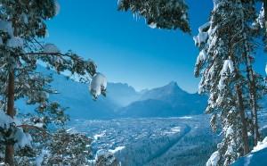 Berchtesgadener Land Skigebiet