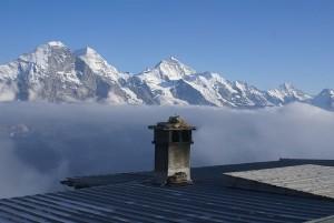 Berner Oberland Jungfrau