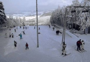 Rhoen Skigebiet