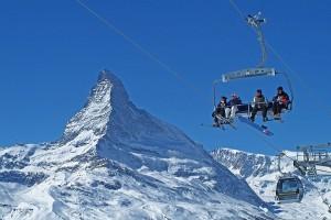 Zermatt Skigebiet