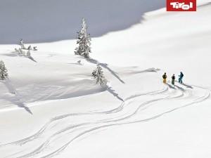 Tirol Skiurlaubsgebiet