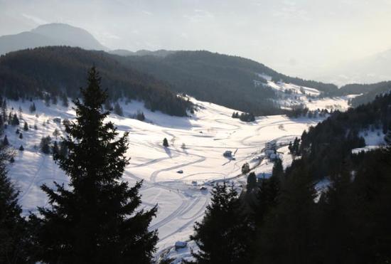 Aprica Skigebiet