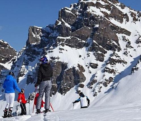 Arabba Skigebiet
