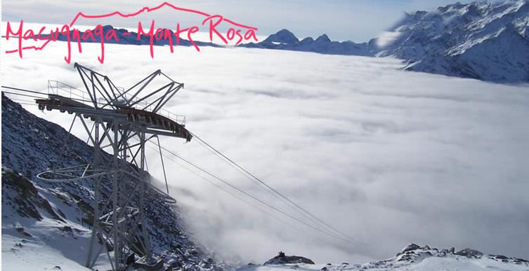 Macugnaga Skigebiet