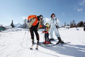 Val di Sole Skigebiet